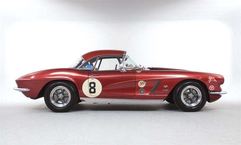Racecarsdirect Com Corvette C1 1962 Historic Race Car