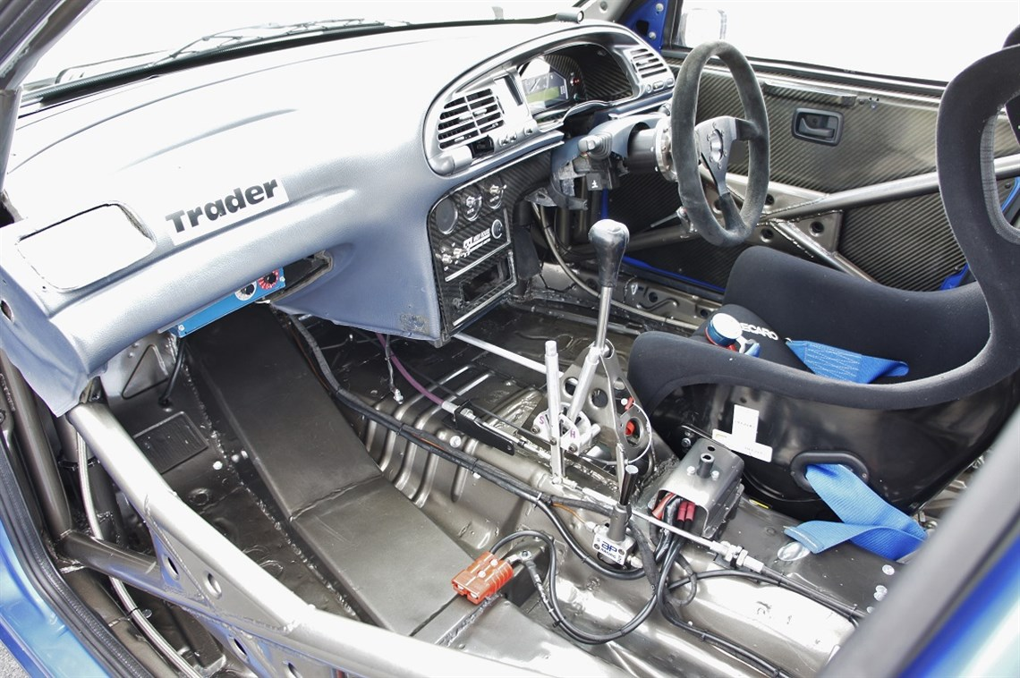 ford-mondeo-super-touring-car-ex-btcc-charlie & Racecarsdirect.com - Ford Mondeo Super Touring Car ex BTCC Charlie ... markmcfarlin.com
