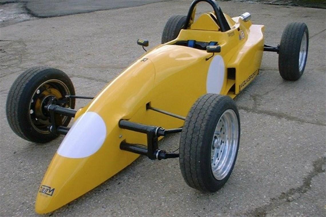 Racecarsdirect Com Jtm Veetech Formula Vee Race Car Project