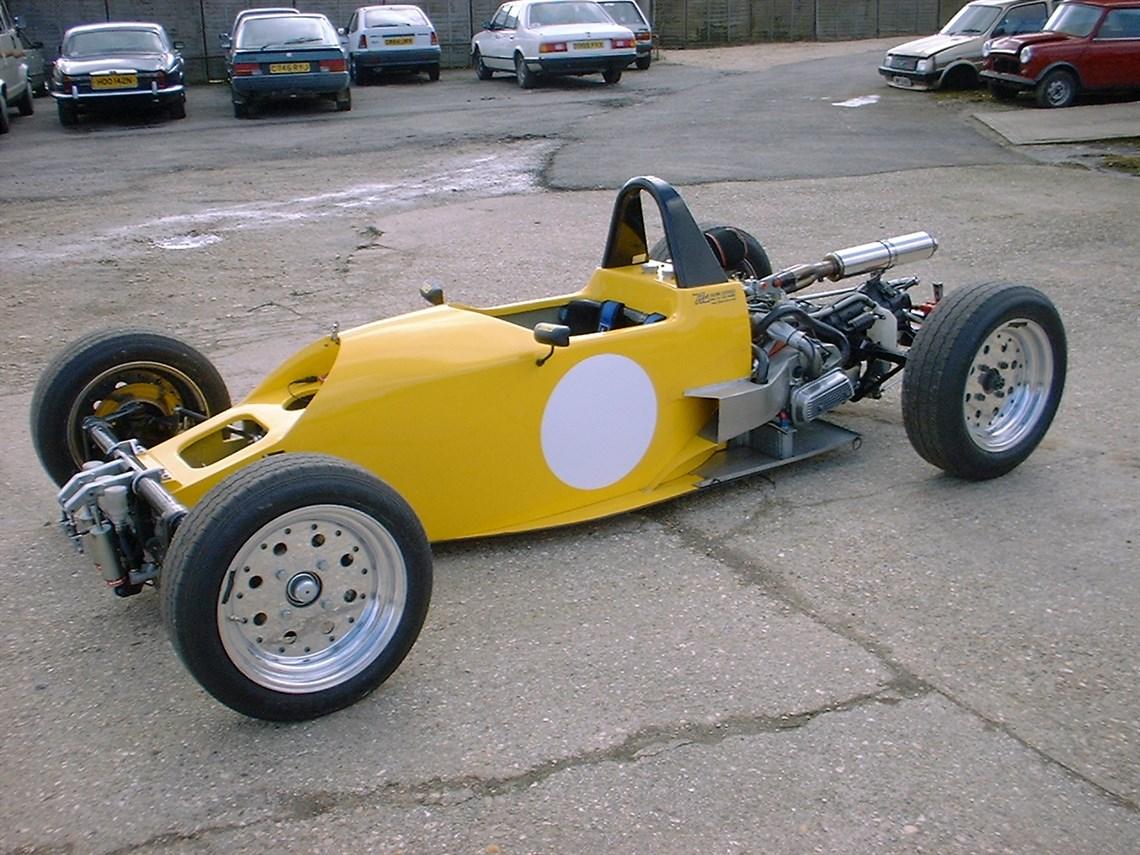 Racecarsdirect.com - JTM VeeTech Formula Vee Race Car Project