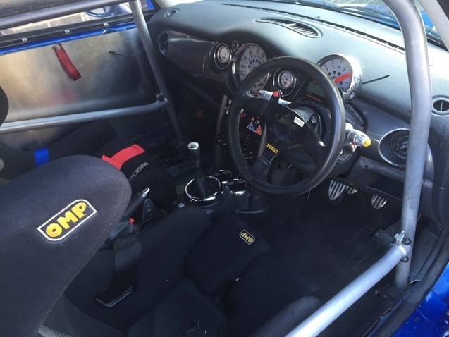 Racecarsdirect com - Mini Cooper S John Cooper Ex Challenge