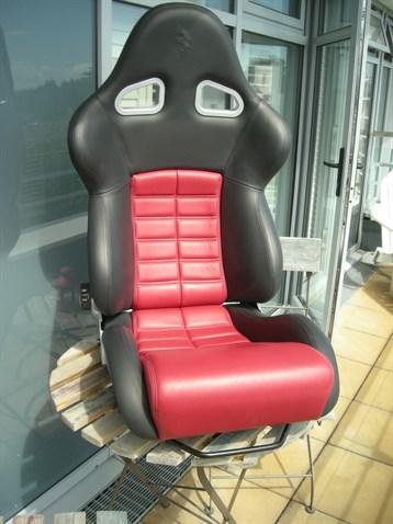 Racecarsdirect Com Ferrari 550 Barchetta Carbon Bucket Seat
