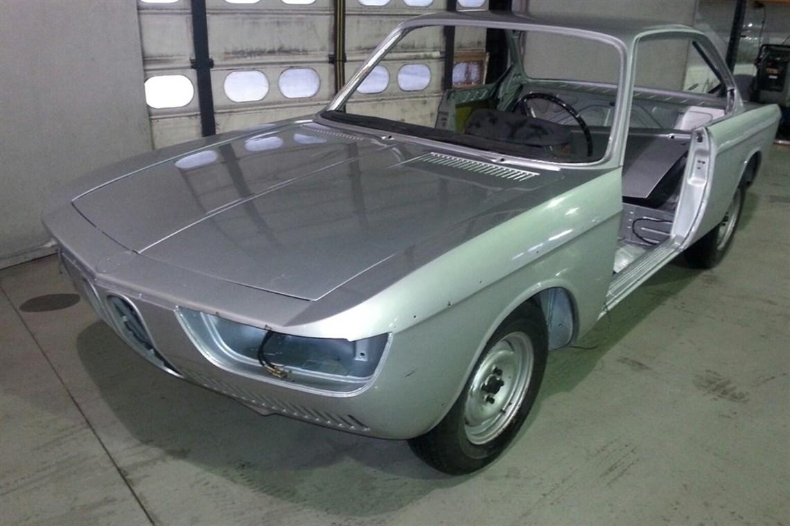 bmw 2000 cs coupe 1966 sold. Black Bedroom Furniture Sets. Home Design Ideas