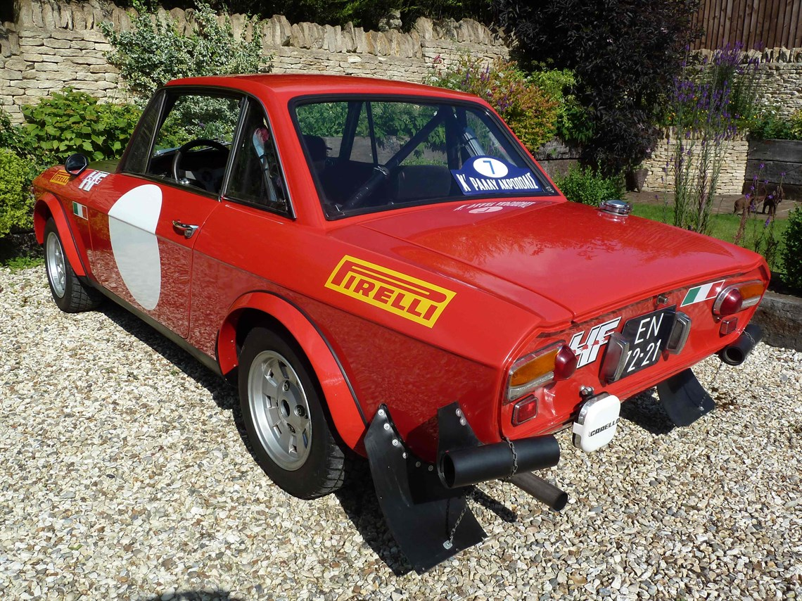 Racecarsdirect.com - 1965 Lancia Fulvia 1600 Works Rally ...