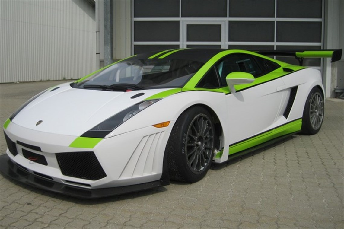 Racecarsdirect Com Reiter Gallardo Gt3