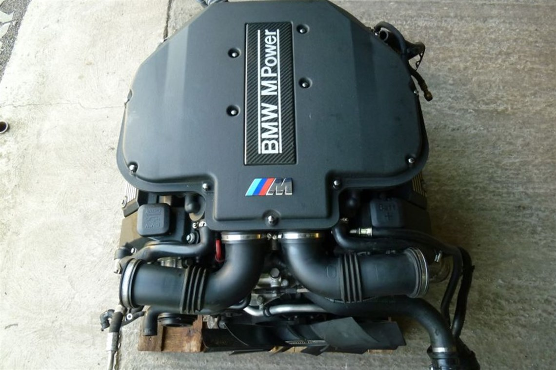 Racecarsdirect Com Bmw E39 M5 5 0 L Engine S62b50 V8 1999
