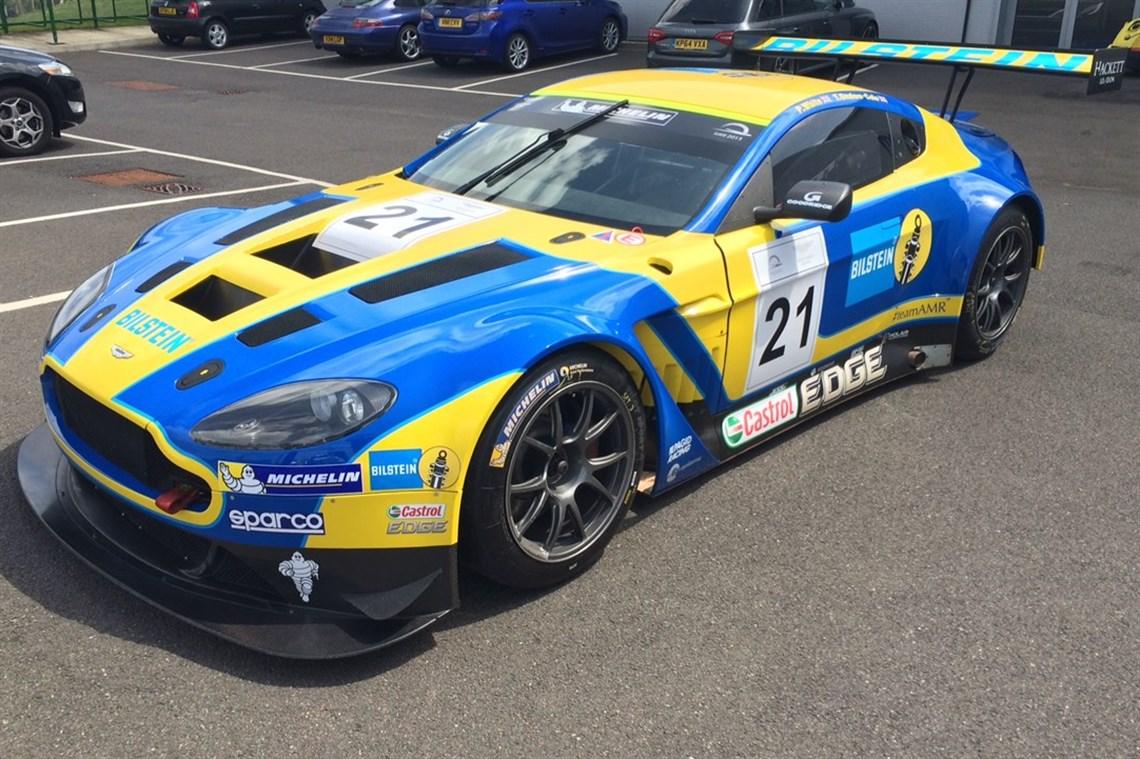 Racecarsdirect Com Aston Martin Vantage Gt3 Billie