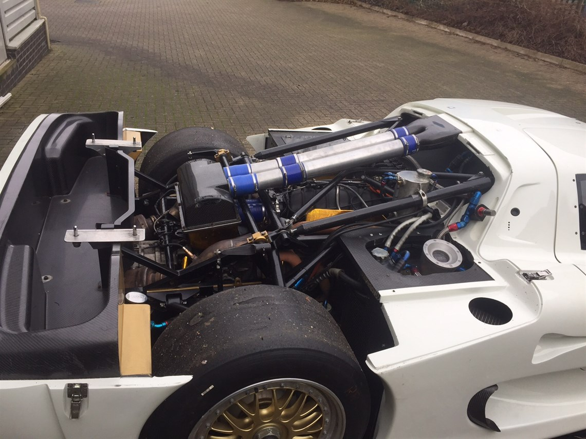Dollar Telemetry Race Car