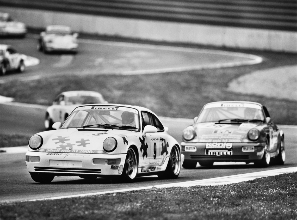 Racecarsdirect Com Porsche 964 Cup Supercup 1992