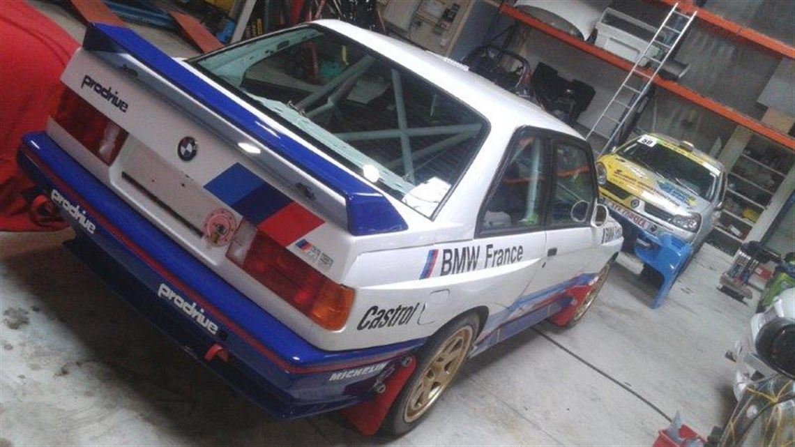 Racecarsdirect Com Prodrive Bmw Group A M3 Rally Car