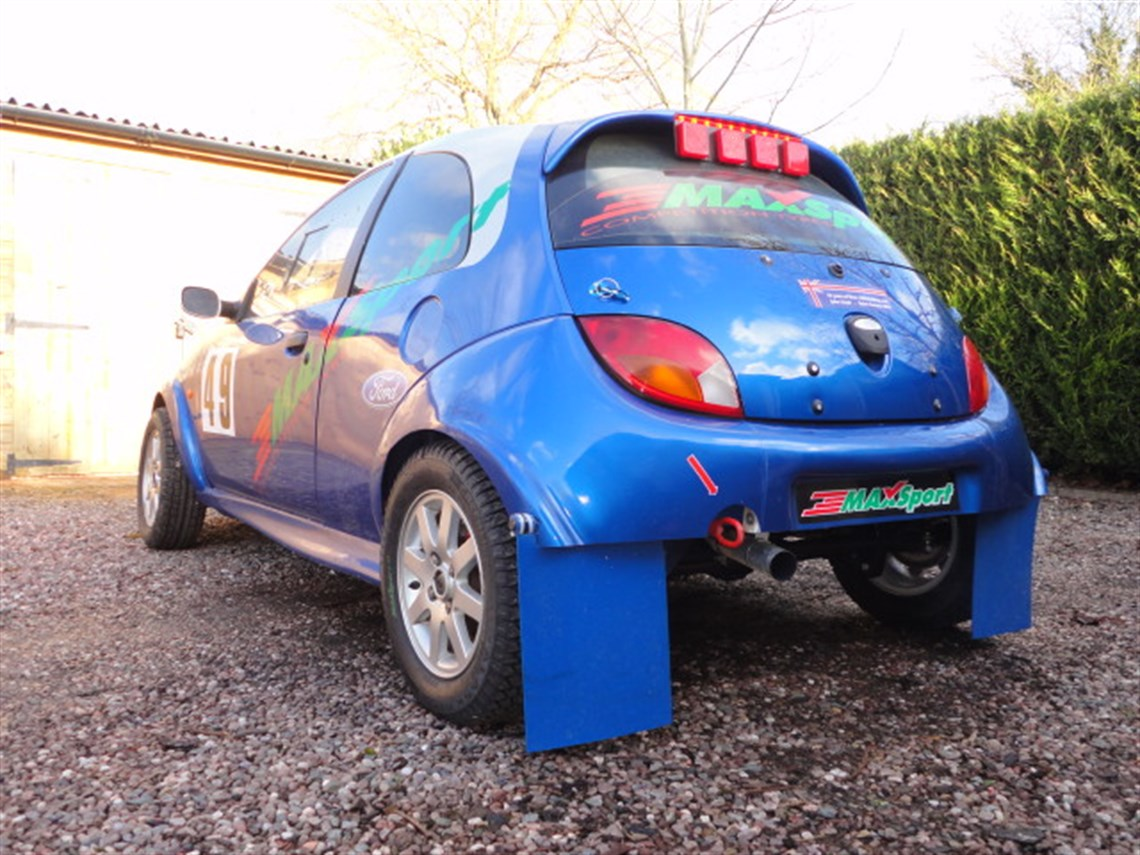 Zetec Rwd Or Wd Ford Ka