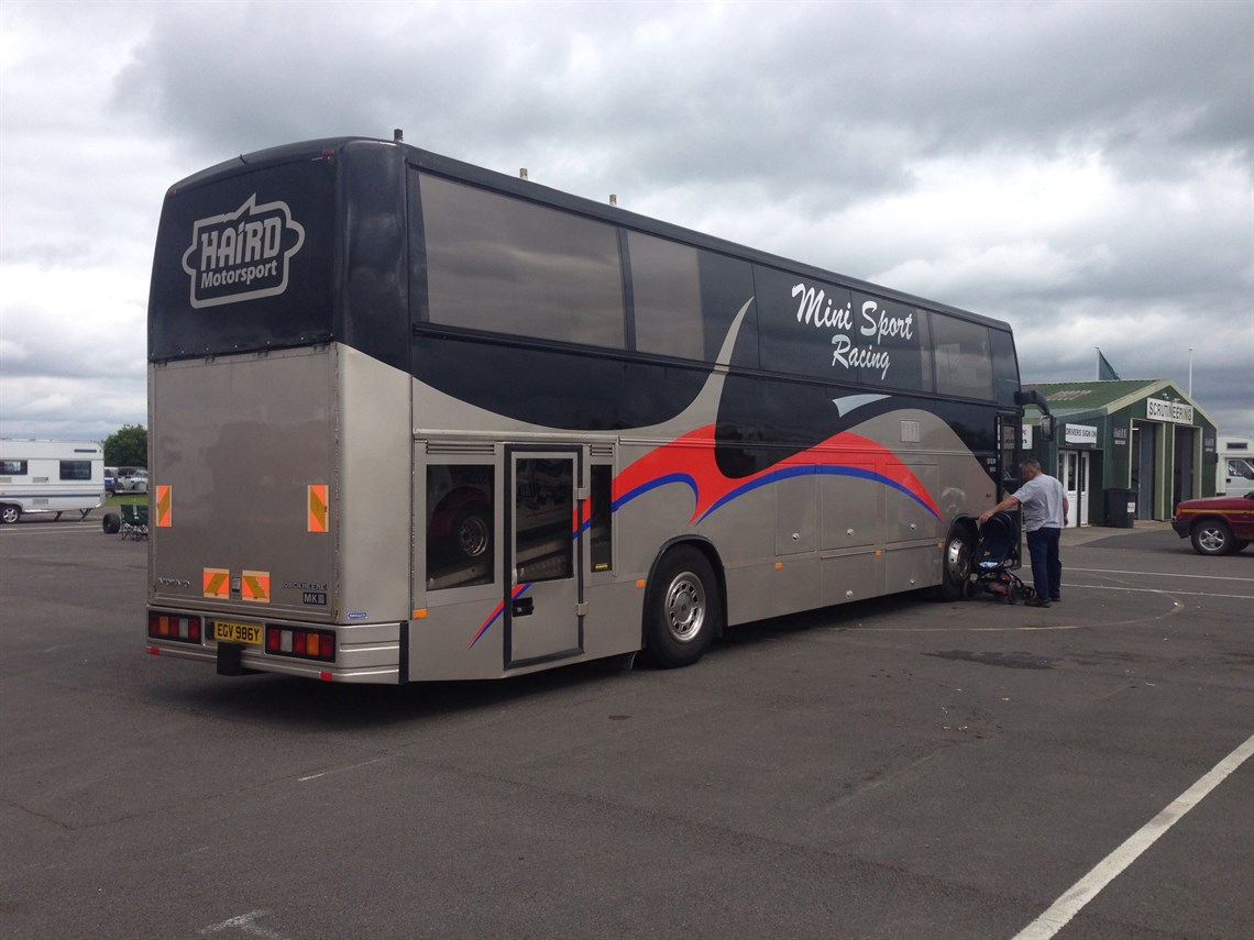 Racecarsdirect Com Volvo B10 M Iii Race Car Transporter