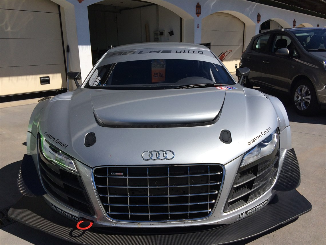 Racecarsdirect Com Audi R8 Lms Ultra Only Trackdays