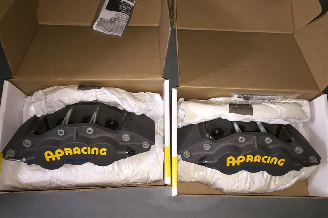Racecarsdirect com - AP Racing Pro 5000 front brake kit