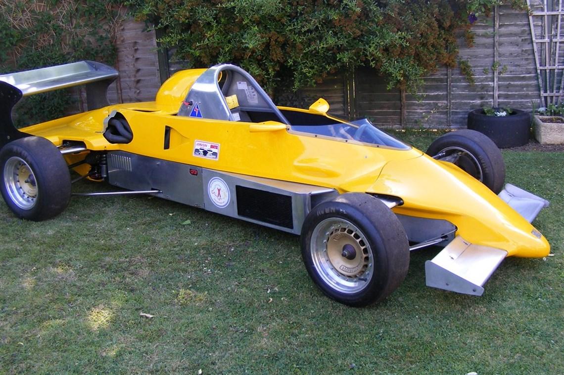 Racecarsdirect Com Reynard Sf84 Ff2000