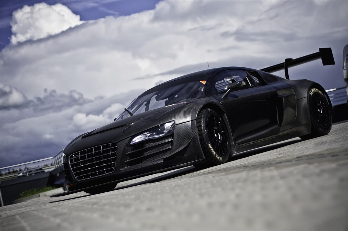 audi r 8 lms ultra inkl last update. Black Bedroom Furniture Sets. Home Design Ideas
