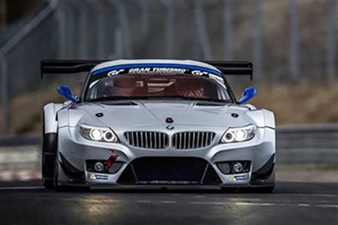 Racecarsdirect Com Bmw Z4 Gt3 Race Taxi