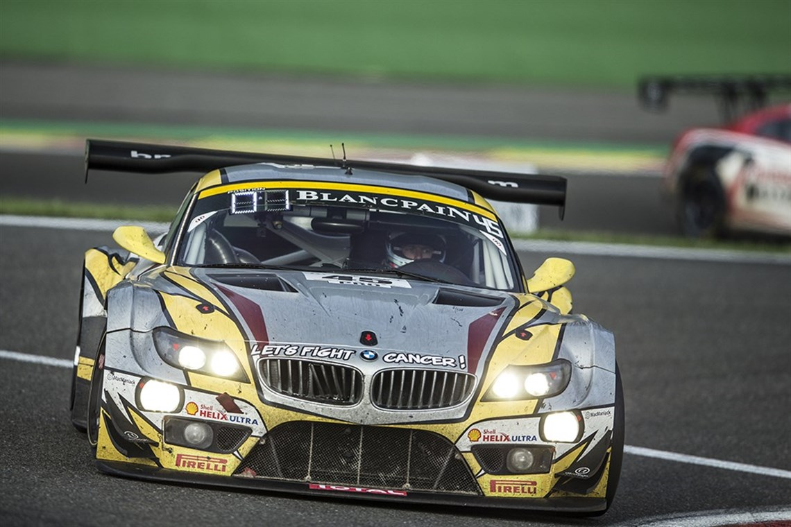 Racecarsdirect Com 2015 Spec Bmw Z4 Gt3 Marc Vds Racing