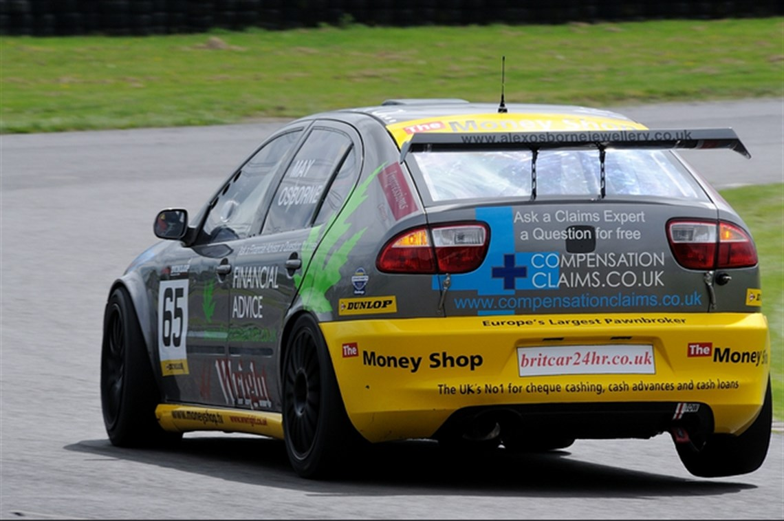 Leon Race Car