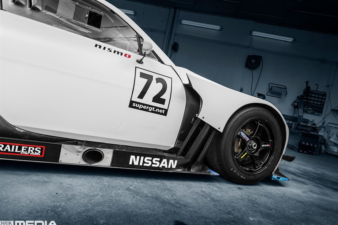 Racecarsdirect.com - Nismo 350Z Super GT