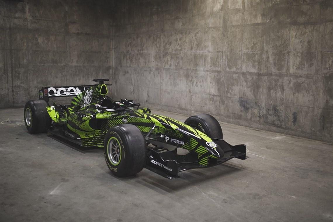 Racecarsdirectcom Goon Squad F Show Car - F1 show car