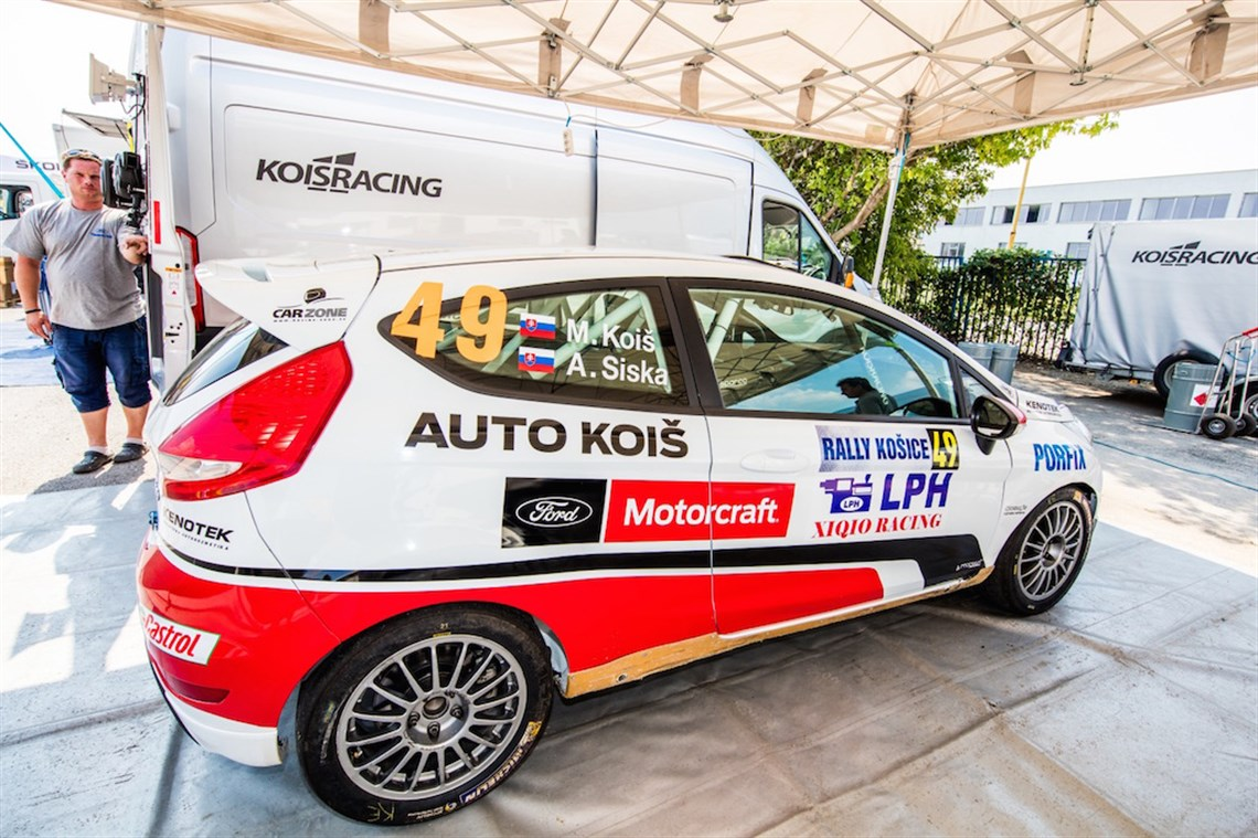 Racecarsdirect.com - Ford Fiesta R2 Latest spec with full M-Sport ...