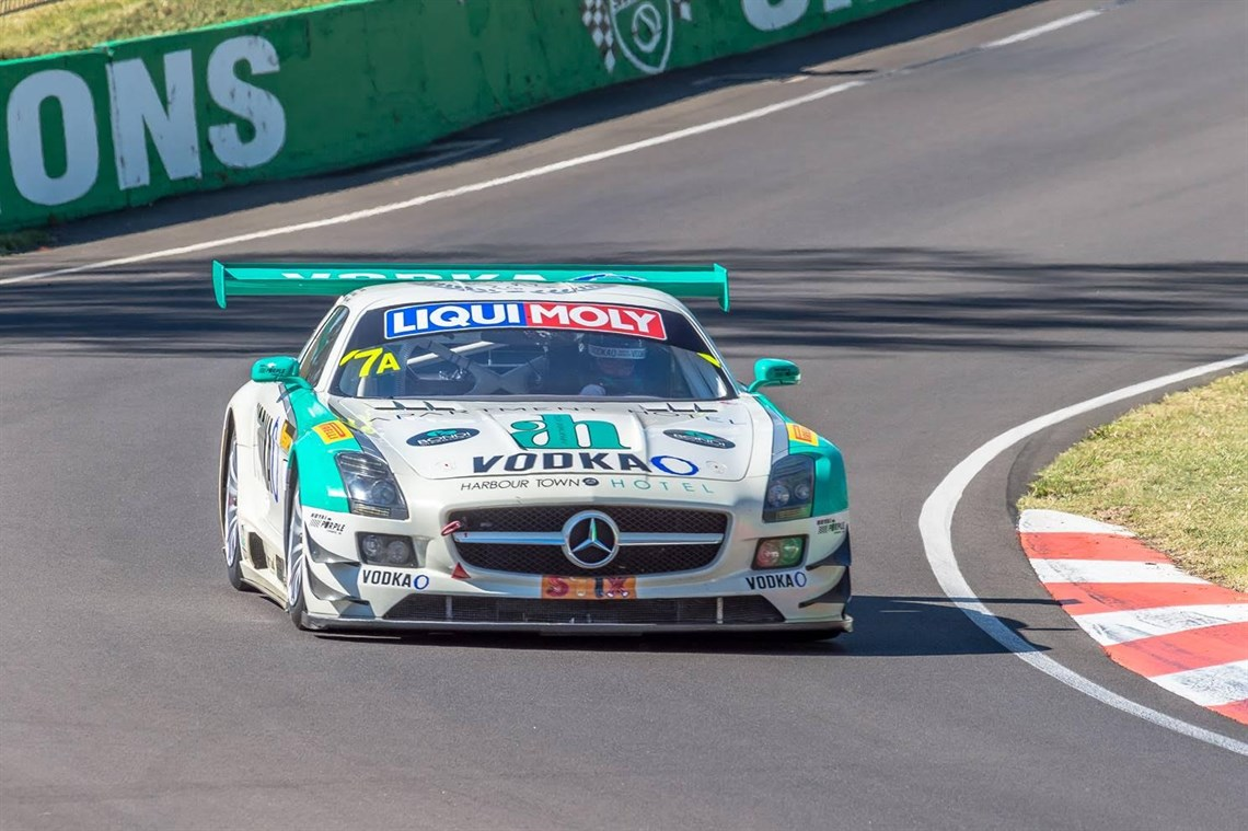 Racecarsdirect Com Rare Mercedes Benz Sls Amg Race Car