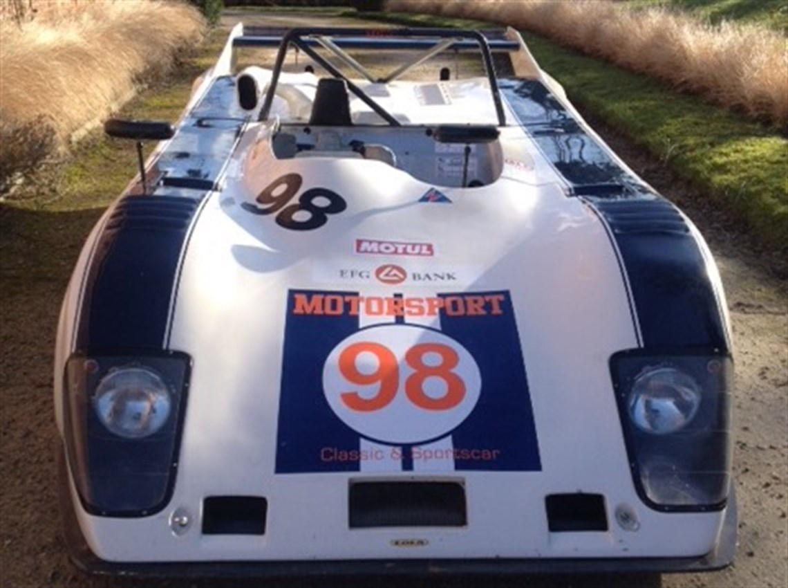Racecarsdirect.com - Lola T298 RESERVED