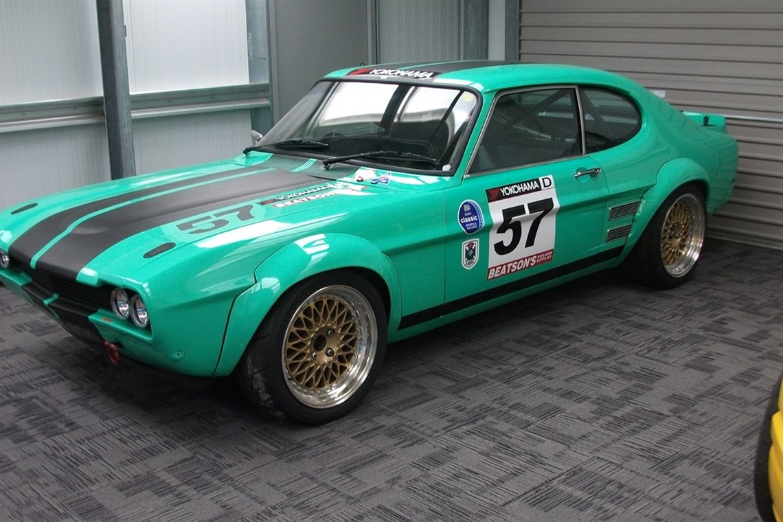 Racecarsdirect com - Ford Capri Perana, Full Race Boss 302
