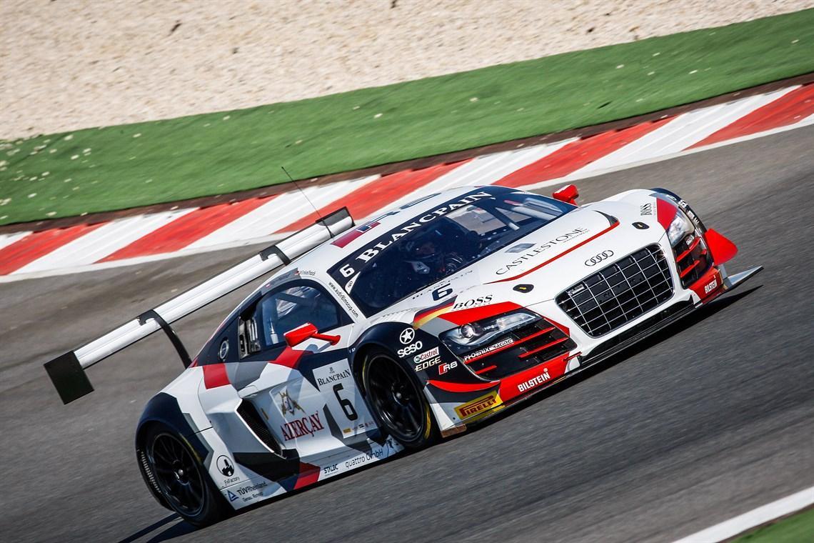 Racecarsdirect.com - PHOENIX RACING - Audi R8 LMS ultra 2014