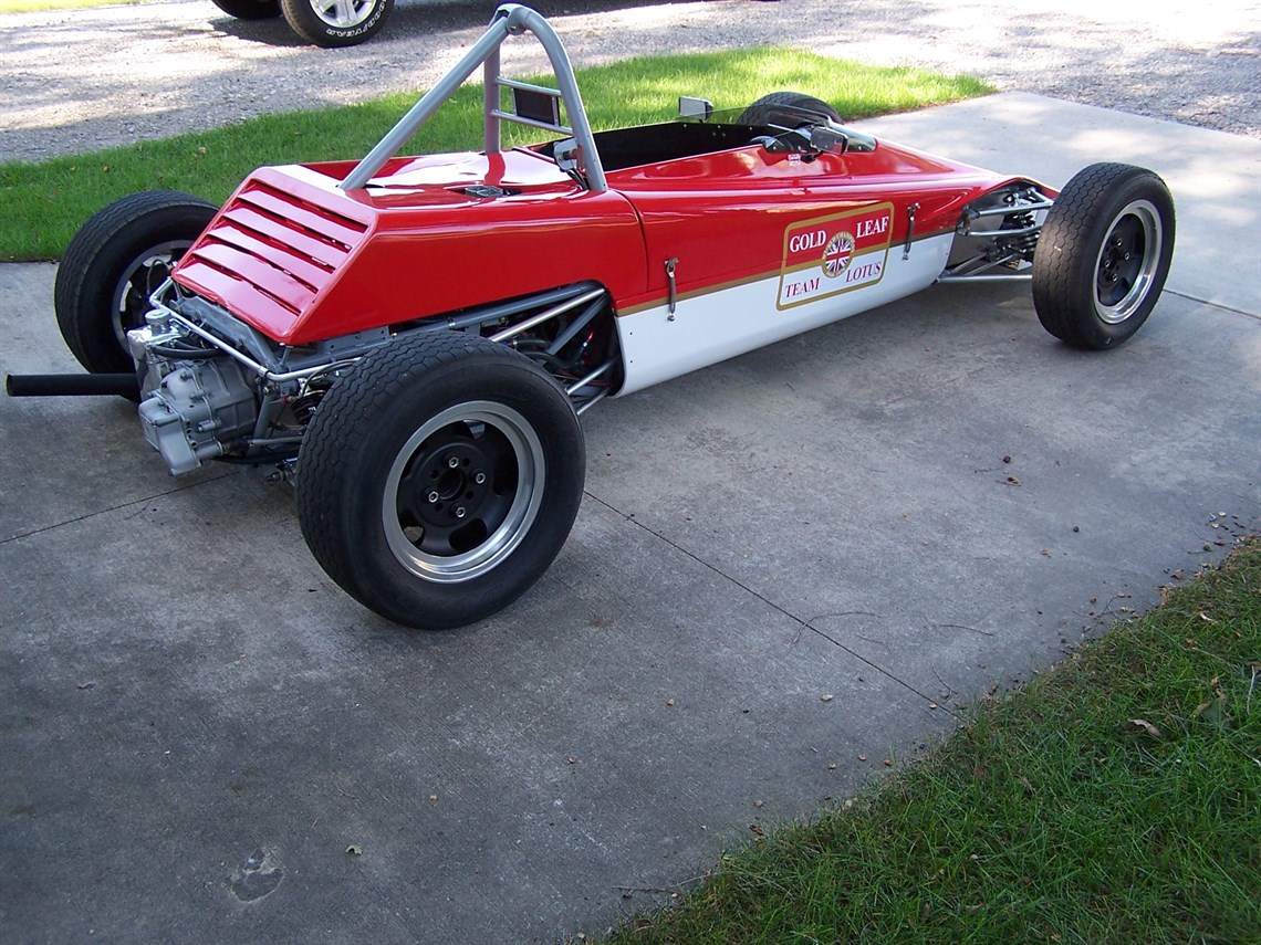 Racecarsdirect.com - Lotus 61 Formula Ford