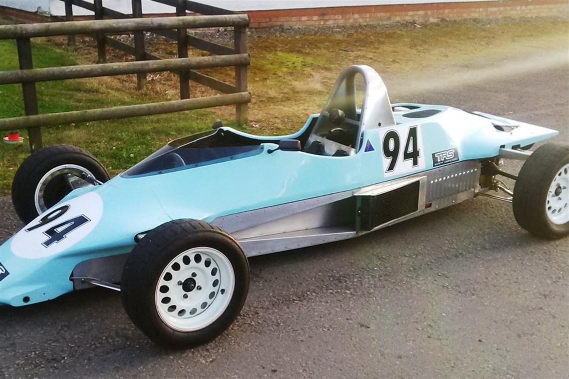 Racecarsdirect Com Reynard Formula Ford 1600 1982