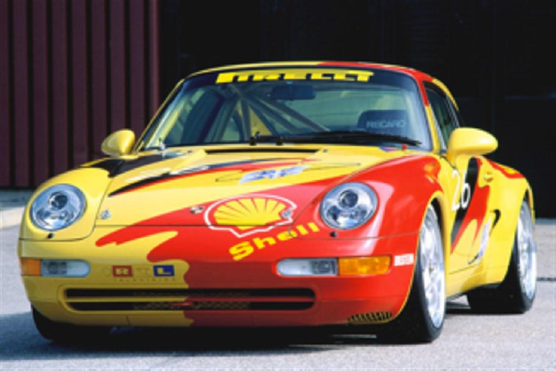 Racecarsdirectcom  Porsche 993 Supercup