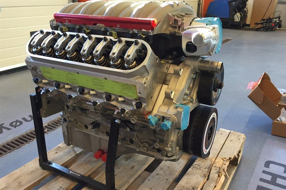 ls7 chevrolet engine with rhs block just dyno time. Black Bedroom Furniture Sets. Home Design Ideas