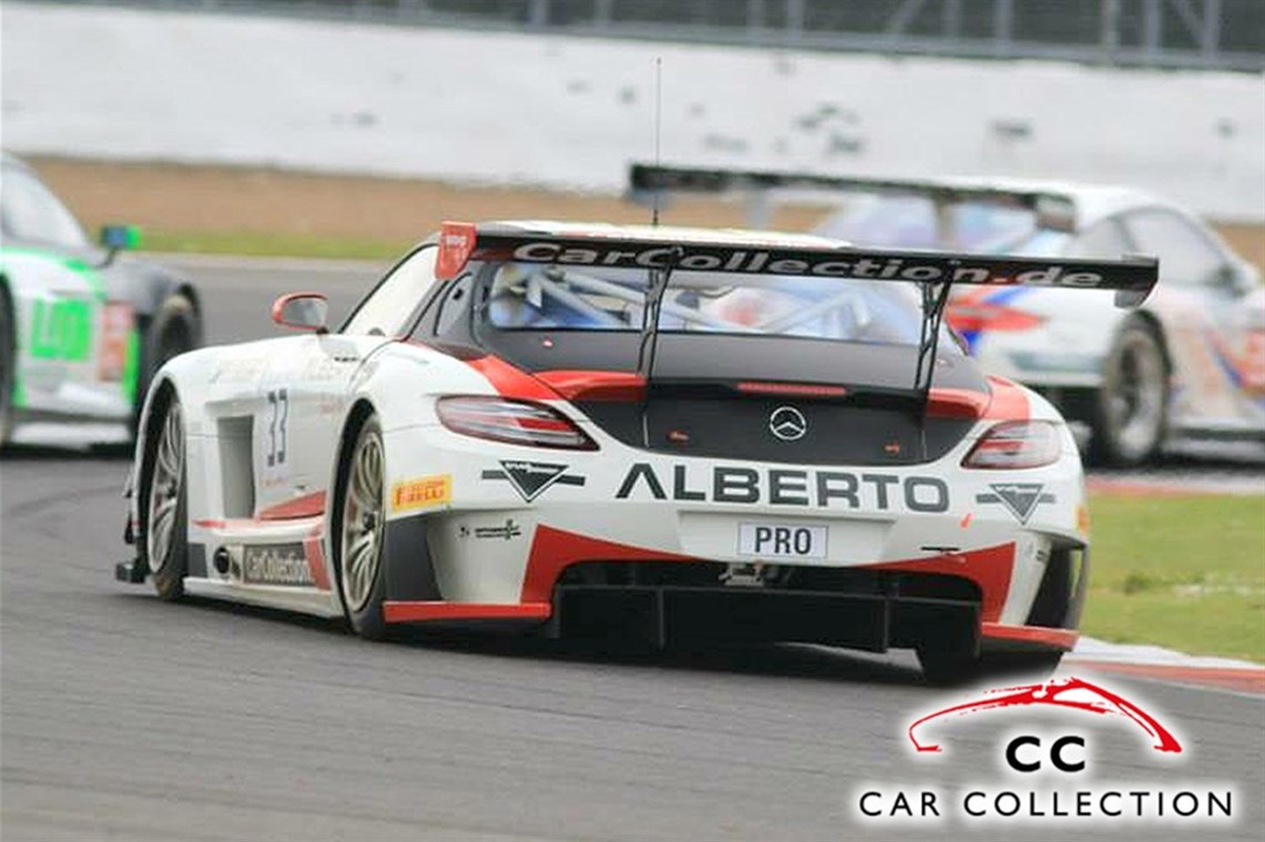 Racecarsdirect.com - Verkaufe / For Sale Mercedes SLS AMG GT3