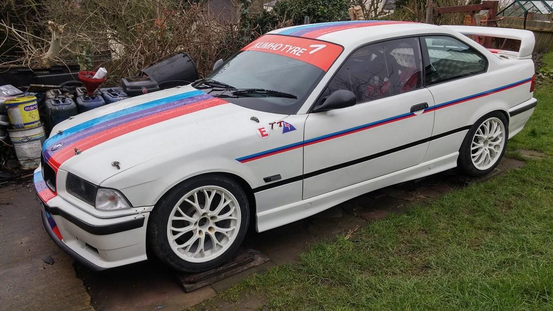 Racecarsdirect Com Bmw E36 M3 3 0l Race Car