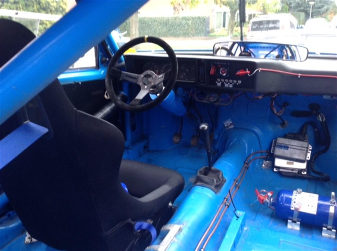 Racecarsdirect.com - Alfa Romeo 75 Turbo race car