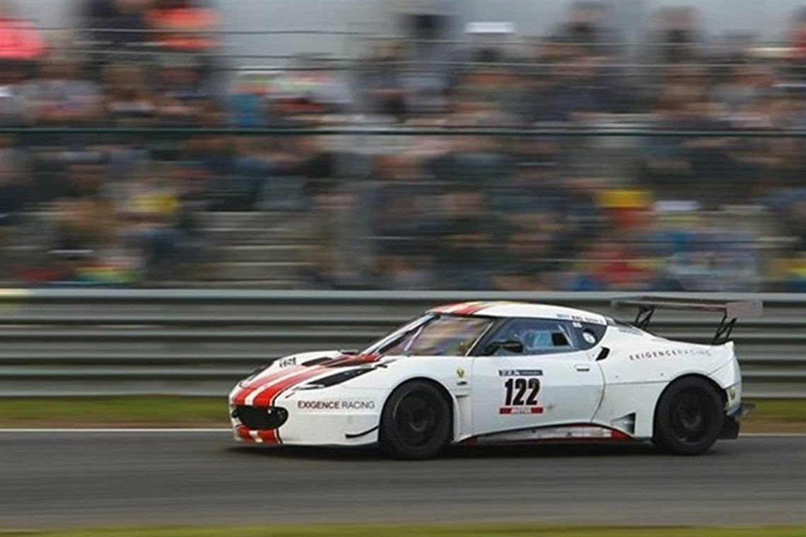 Racecarsdirect.com - LOTUS EVORA GT4