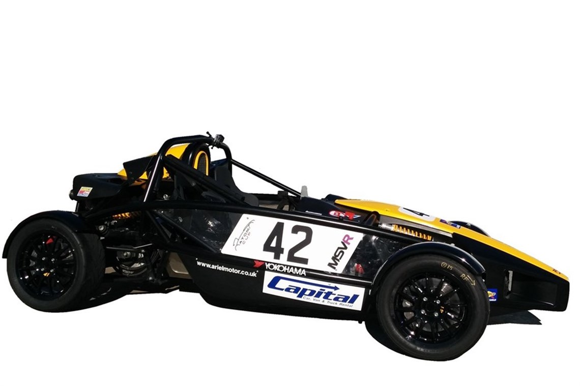Ariel Atom Cup Road Race Car