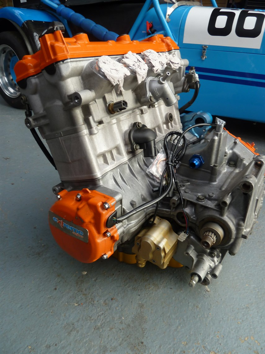 DEPOSIT RECEIVED-Hayabusa, Modified 1300 Race Engine.