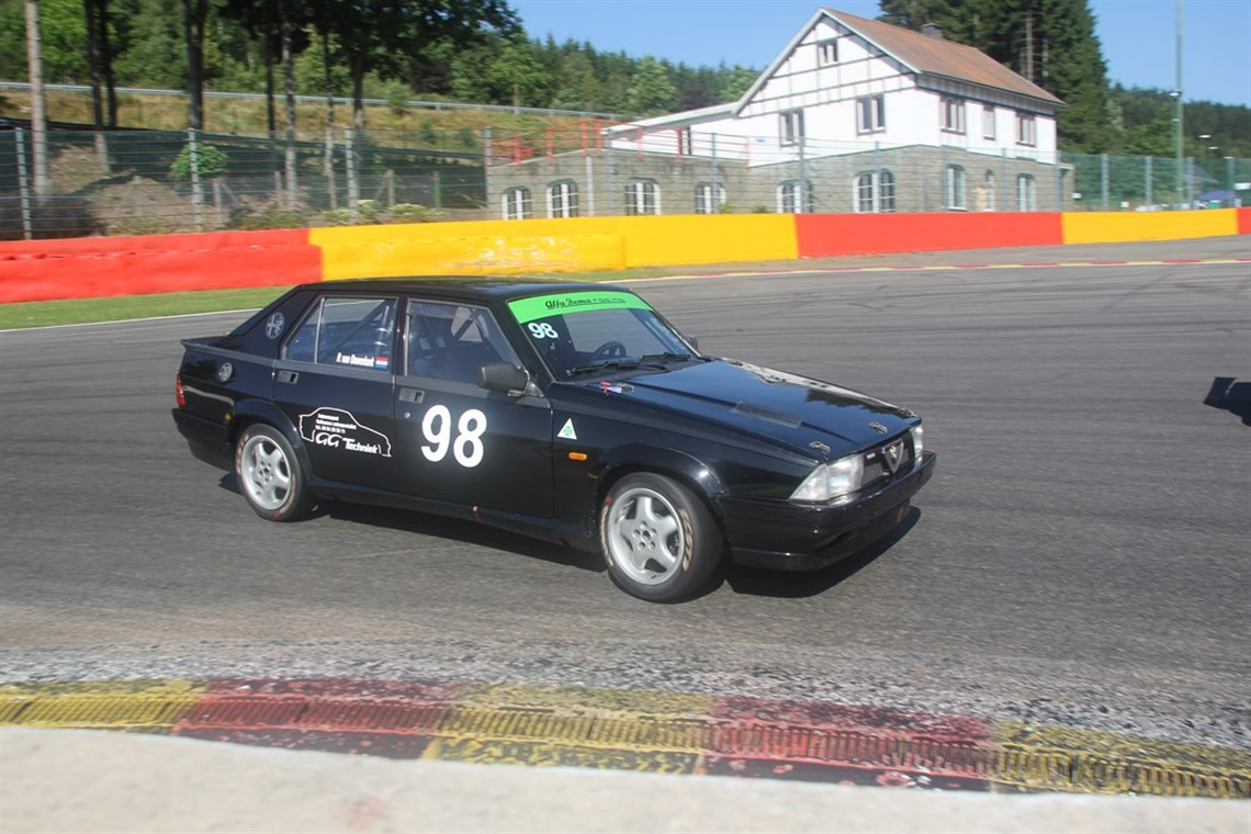 Racecarsdirectcom Alfa Romeo V Race Car - Alfa romeo car for sale
