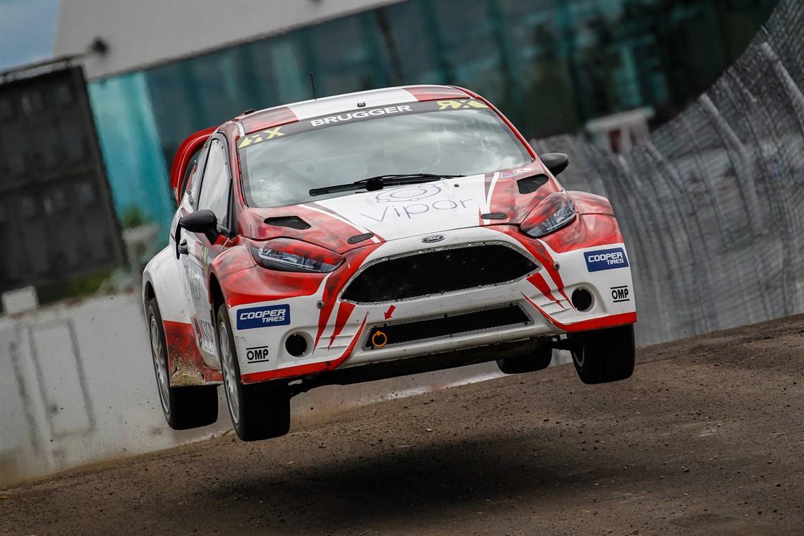 Racecarsdirect Com Ford Fiesta Rallycross Supercar