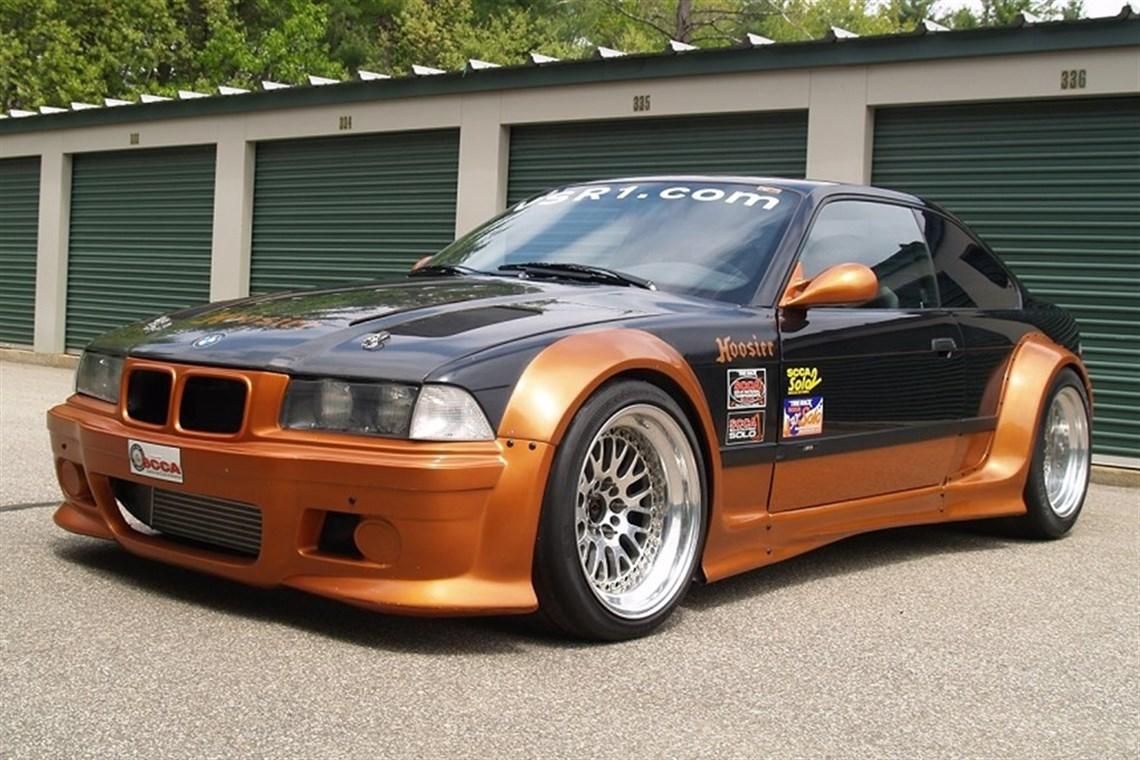 Racecarsdirect.com - 1995 BMW M3 Widebody -425hp