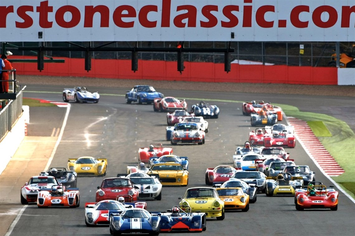 Racecarsdirect.com - SILVERSTONE CLASSIC TICKETS ALREADY ON SALE FOR ...