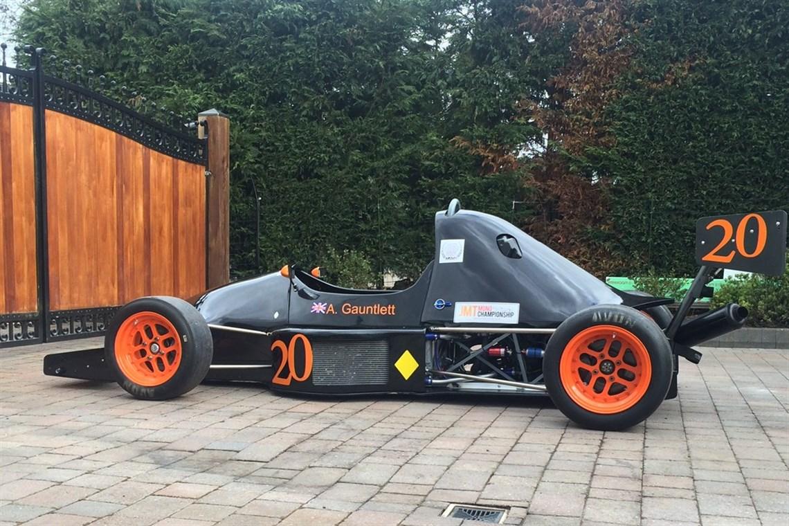 Formula Jedi Car Cost