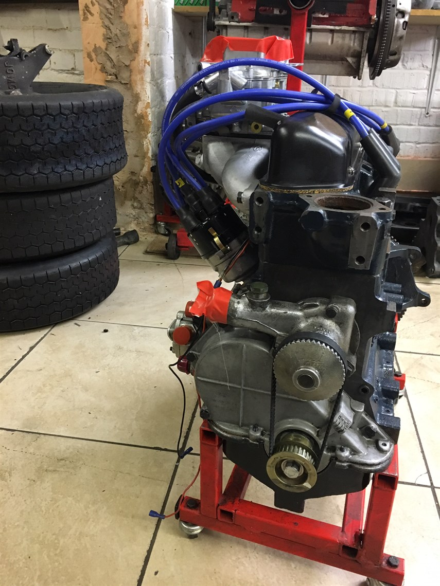 on Ford Kent Engine Parts