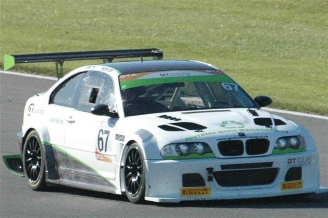 Racecarsdirectcom Bmw E46 M3 Gtr
