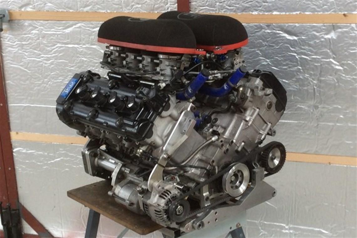 Racecarsdirect Com Suzuki Hayabusa V8 2 6litre Engine