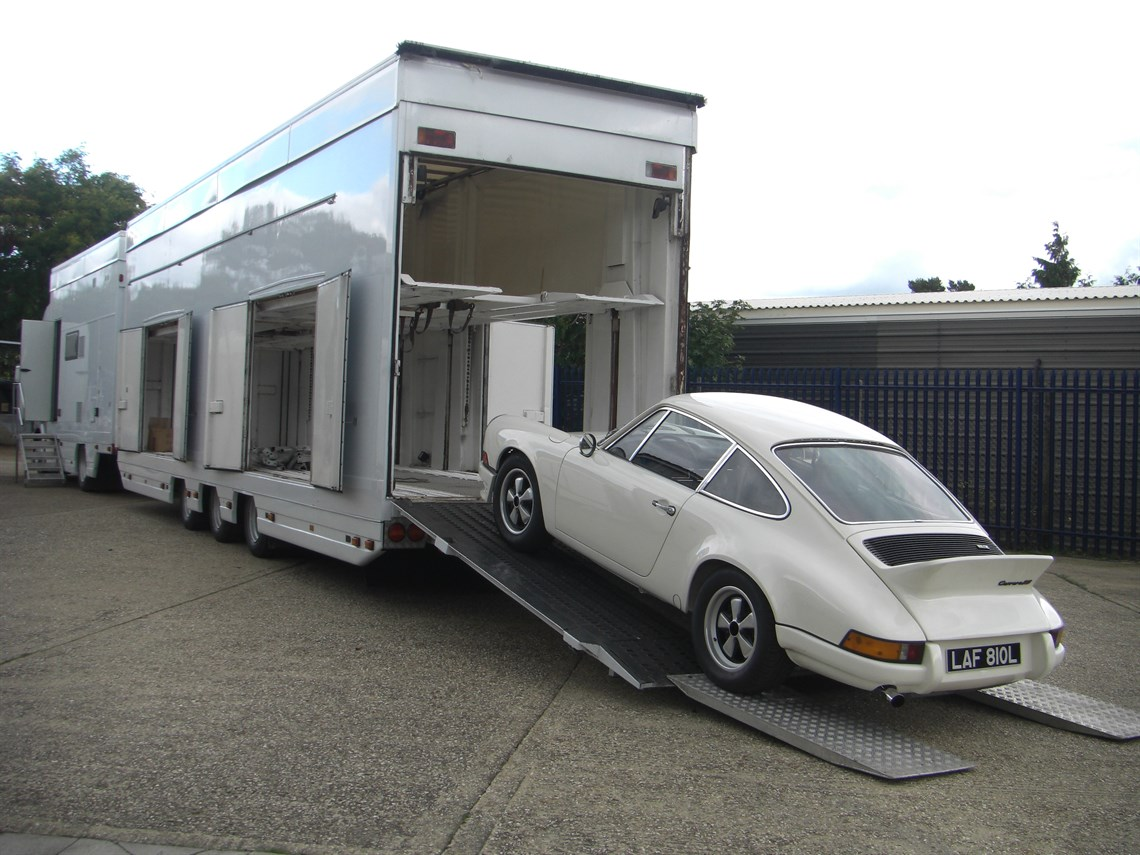 Racecarsdirect Com Car Transporter Or Race Support