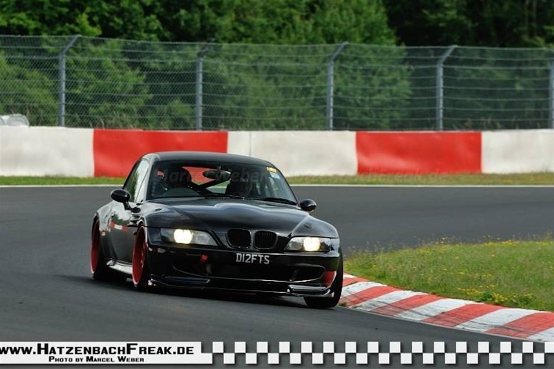 Racecarsdirect.com - BMW Mcoupe 1999 Z3 Mcoupe